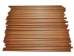 Палочки для кейк-попсов Бронза 50шт. высота 15 см д 5мм