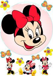 Картинка из мультика Мини Маус №5