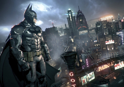 Картинка з фільму Бетмен проти Супермена №2