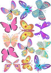 Картинка Бабочки №9