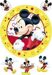 Картинка з мультика Міккі Маус №4