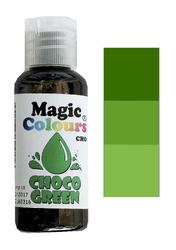 Барвник для шоколаду Magic Colours (Меджік Колорс) 32 гр - Зелений (ChocoGreen)