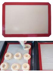 Силіконовий килимок для випічки 40 х 30 см