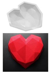Форма силіконова для євродесертів Amore Origami