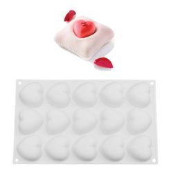Форма силиконовая для евродесертов Amorini mini