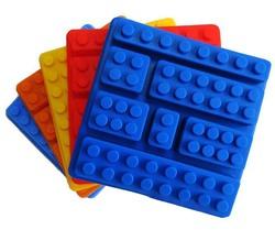 Форма силиконовая на планшетке Lego