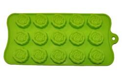 Форма силіконова на планшетці Трояндочки
