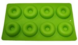 Форма силиконовая на планшетке Пончики