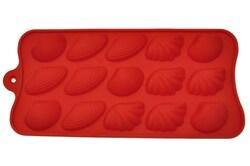 Форма силиконовая на планшетке Морской Ракушки