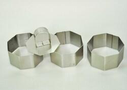 Форма металева для формування Восьмигранник з 3 од.