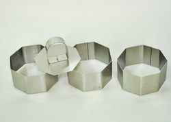 Форма металлическая для формировки Восьмигранник из 3 ед.