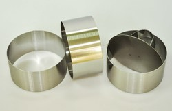 Форма металлическая для формировки круг из 3 ед. №3