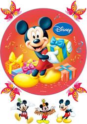 Картинка з мультика Міккі Маус №3