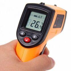 Термометр Цифровий дистанційний ІК