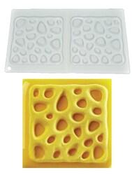 Форма силиконовая для евродесертов Sponge