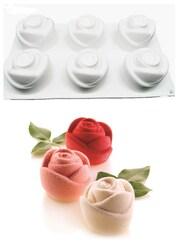Форма силиконовая для евродесертов Rosa