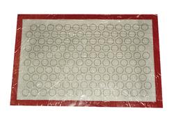 Коврик силиконовый универсальный 60х40 см с кругами 2,8 см