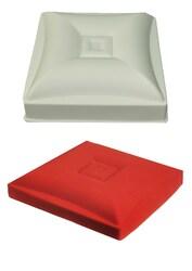 Форма силиконовая для евродесертов Подушка с квадратом