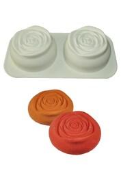 Форма силиконовая для евродесертов 2 Розы
