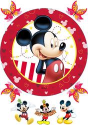 Картинка з мультика Міккі Маус №5
