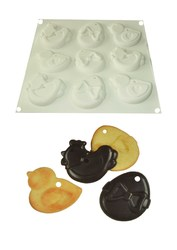 Форма силиконовая для евродесертов Пасхальный