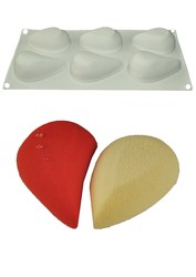 Форма силиконовая для евродесертов Дольки