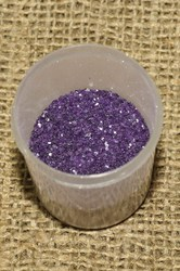 Блеск пищевой кондитерский Фиолетовый 15г
