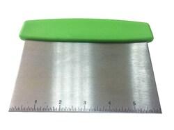 Шпатель металевий з лінійкою 15 см