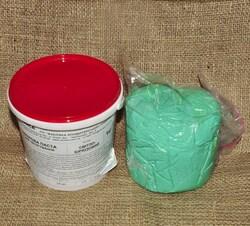 Мастика кондитерська Украса світло-бірюзова 1 кг