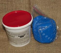 Мастика кондитерська Украса синя 1 кг