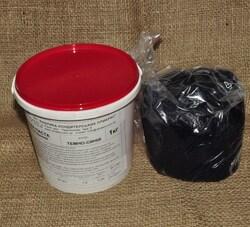 Мастика кондитерська Украса темно-синя 1 кг