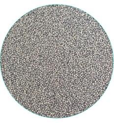 Нонпарель перламутровое серое d-1мм 100 г
