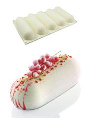 Форма силиконовая для евродесертов Mr.Pillow