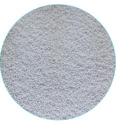 Нонпарель перламутровое белое d-1мм 50 г