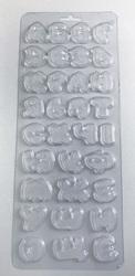 Молд пластиковый Алфавит