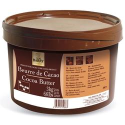 Какао масло Cacao Barry - 0,5 кг фасування (NCB-HD703-BY-654)