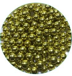 Золотые шарики 8мм. - 100 г
