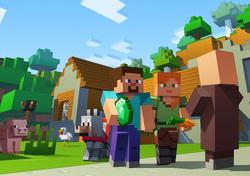 Картинка з гри Minecraft №5
