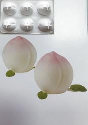 Форма силиконовая для евродесертов Персик