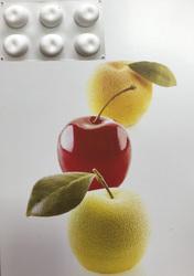 Форма силіконова для євродесертів Яблуко