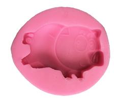 Молд силиконовый Свинка