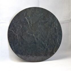 Подложка под торт 3,2 мм ламинированная с принтом D-250 мм Камень