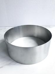Форма металлическая круг D-220мм высота 10 см