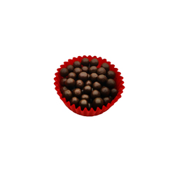 Декор из черного шоколада - Callebaut Crispearls Dark 100г.
