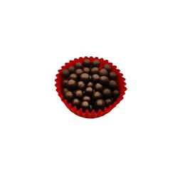 Декор з чорного шоколаду - Callebaut Crispearls Dark 20г.