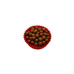 Декор з молочного шоколаду - Callebaut Crispearls Milk 50г.