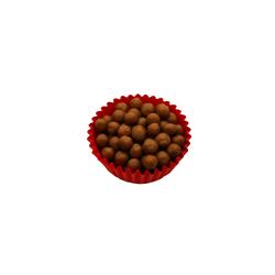 Декор из молочного шоколада - Callebaut Crispearls Milk 100г.