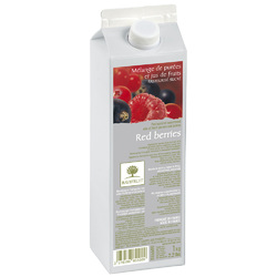 Пюре Червоні ягоди RAVIFRUIT