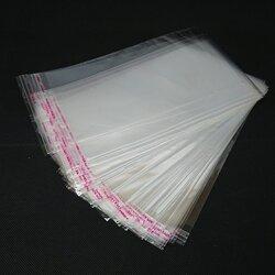 Пакет для пряников с клапаном 15 х 10 см 100 шт