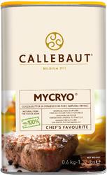 Какао масло Mycryo в виде порошка упаковка 600 г.
